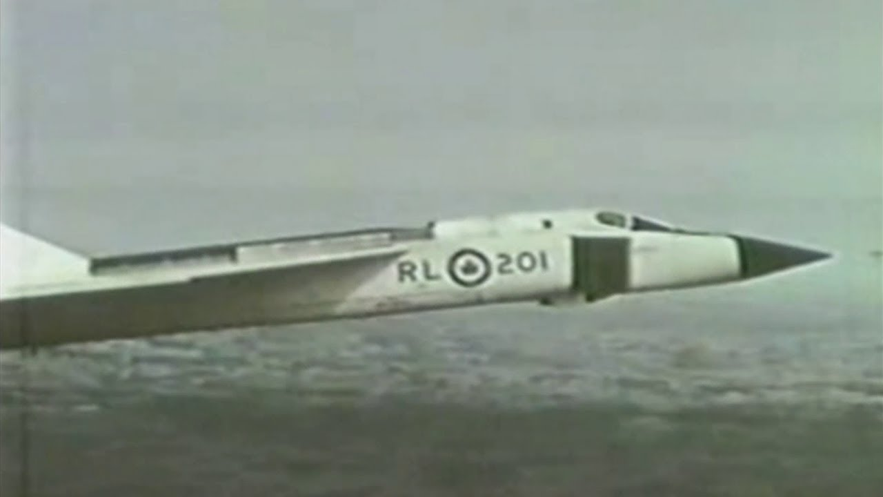 will the avro arrow fly again