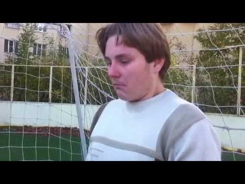 Игорек учиться курить