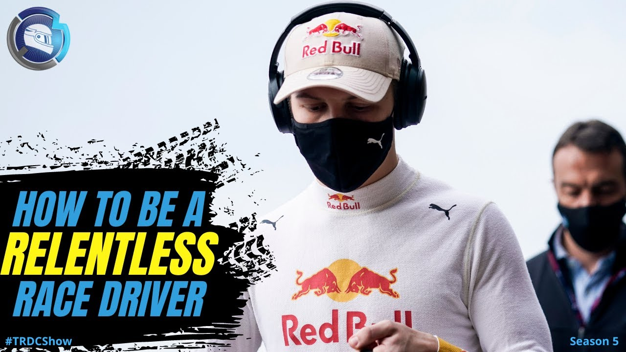 #TRDCSHOW S5 E10 - How To Be A Relentless Race Driver. Lessons from Monaco