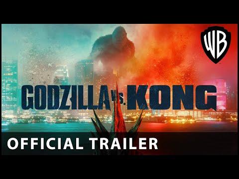 Godzilla vs. Kong – Official Trailer – Warner Bros. UK & Ireland