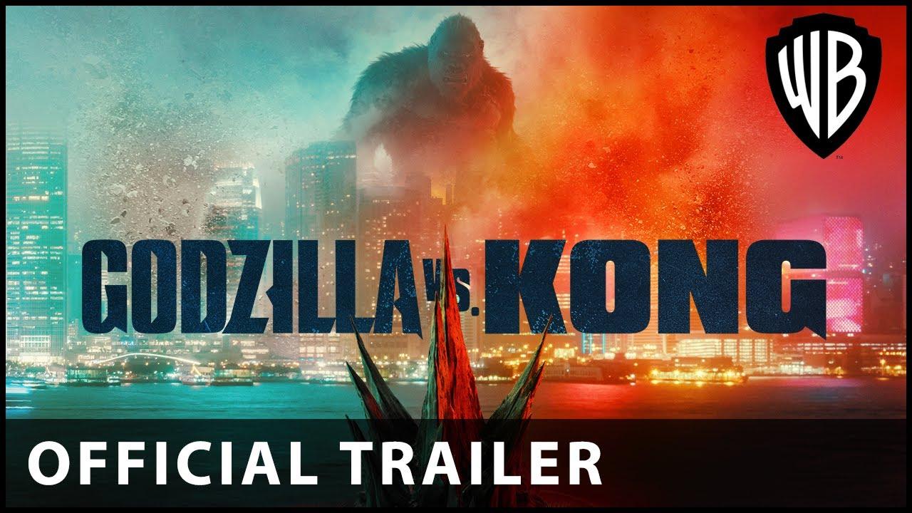 Download Godzilla vs. Kong – Official Trailer – Warner Bros. UK & Ireland