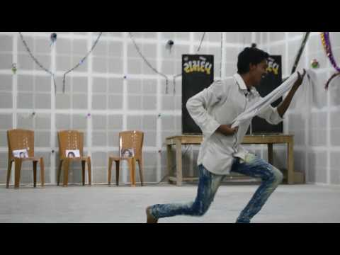 Mahuva parekh Collage One boy dance