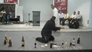 Who Am I? - Casting Crowns (Drama) Human Video Eagle Theatre Brazil
