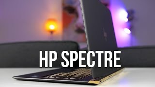 HP Spectre Review: The Sexiest Laptop of 2016!