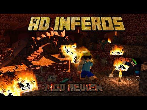 Ad Inferos Updated Mod Spotlight For MC 1.7.10 & 1.8