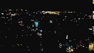 """""""Sexy View"""" From Sirocco Sky Bar State Tower Silom Road Bangkok Thailand 2011-09-05"""