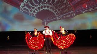 Танцевальная студия Радуга - Гранада ( Закрытие фестиваля Нить Ариадны  24.11.2018 )