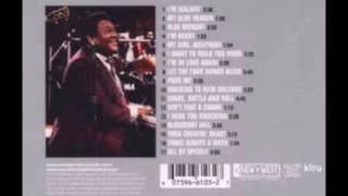 Fats Domino - Live From Austin TX 1986 - PART 1  [Live album 17] thumbnail