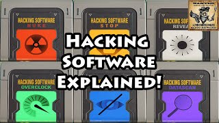 Deus Ex Mankind Divided - How Does Hacking Software Work?