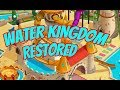 TALKING TOM POOL - Water Kingdom New Area Fully Restored with Premium Paid Upgrades Android / iOS