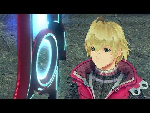 Xenoblade Chronicles 2 Challenge Battle Mode DLC Gameplay - Nintendo Treehouse E3 2018