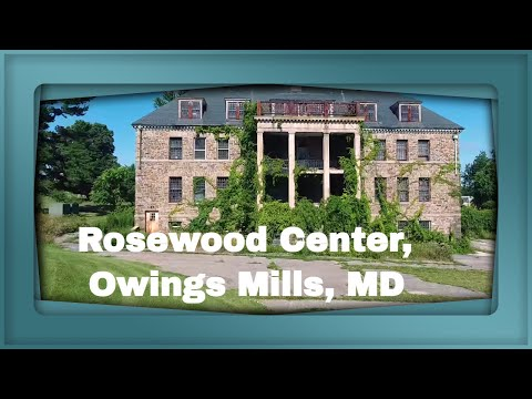 Abandoned Psychiatric Hospital in Owings Mills, MD