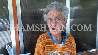 Երևանում 77 ամյա գաղթական կինը հայտնվել է դրսում և գիշերում է բաց երկնքի տակ