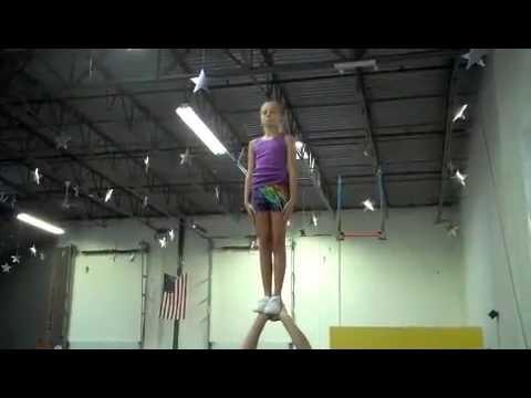 Nicole Fiscella Stunt Video