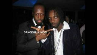 WYCLEF JEAN FT. MAVADO-HOLD ON/CROSSROADS