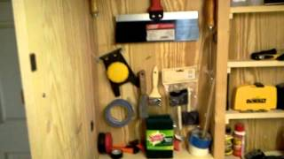 Shop/shed Tip #004 - Storage