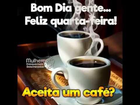 BOM DIA ACEITA UM CAFE