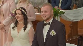 Ślub Agnieszki i Piotra - Na żywo