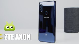 Полный обзор ZTE Axon
