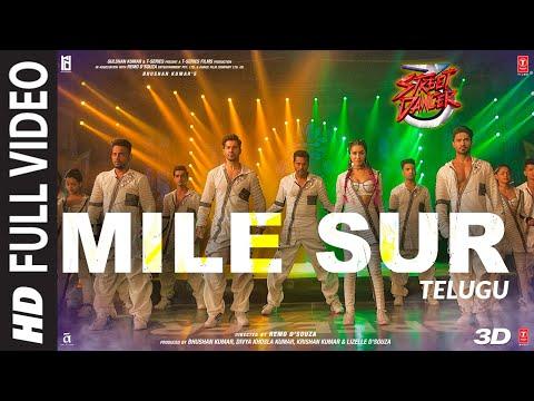 Full Video : Mile Sur Telugu  Street Dancer 3d  Varun D, Shraddha K Navraj, Shalmali Sachin-jigar