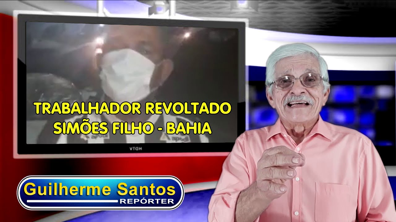 Denúncia Ambulante Simões Filho Bahia