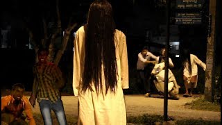 INDIA's BEST FUNNY GHOST PRANK | HORROR ON STREETS