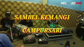 Sambel Kemangi - Karaoke Campursari Cover Yamaha psr s770 #VLOG5