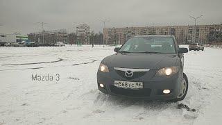 Mazda 3 Обзор (BK) Как надо искать Мазда 3 с пробегом / тест-драйв / Авто за 300 тыс.