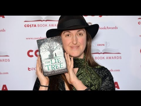 Frances Hardinge explains the story plot of her book, The Lie Tree - Unravel Travel TV