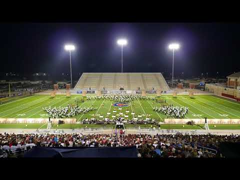 Vandegrift HS Band: BoA Houston Regional Championship