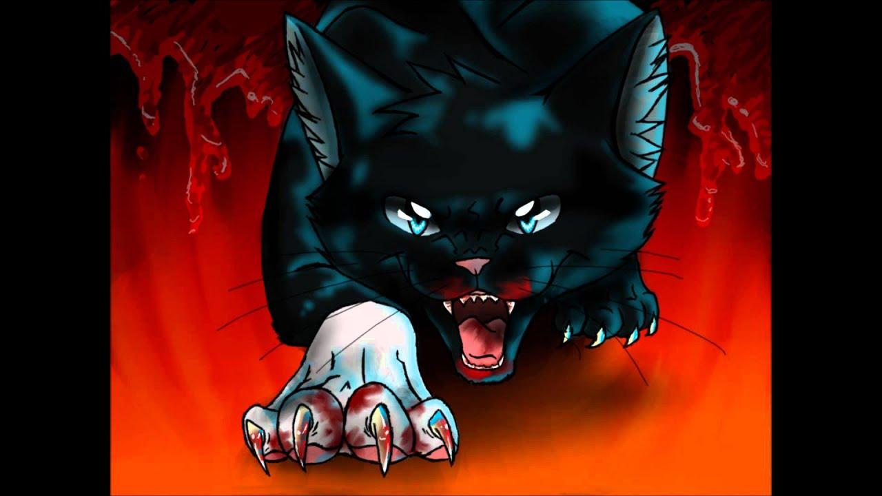Маленькие дети, картинки злого кота воителя