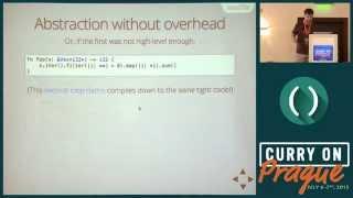 Felix Klock - Rust: A type system you didn