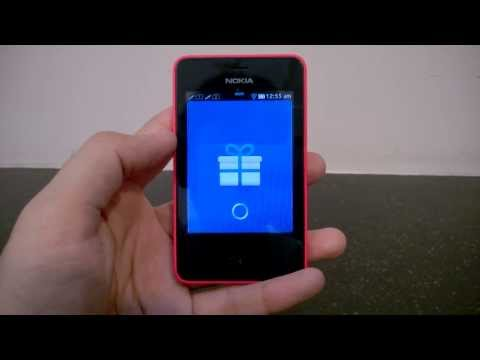How To - Redeem Your Gift of Free Games on Nokia Asha 501