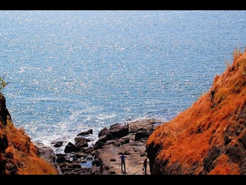 HARIHARESWAR BEACH | beautiful nature | Raigad Distict | Maharashtra India