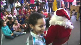 Santa makes an early stop at Boys and Girls Club [Delaware Online News Video]