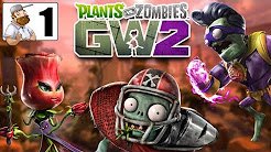 Plants Vs Zombies Garden Warfare 2: TIPS AND TRICKS / BEGINNER GUIDE (EP1)