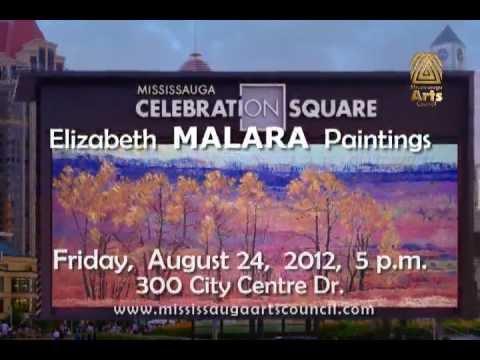 Elżbieta Malara-Wieczorek 30 lecie Mississauga Arts Centre