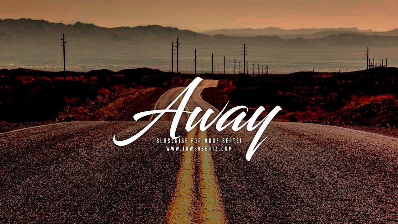 """Hip Hop Beat - Piano Instrumental - """"Away"""" (Prod. Tower Beatz)"""