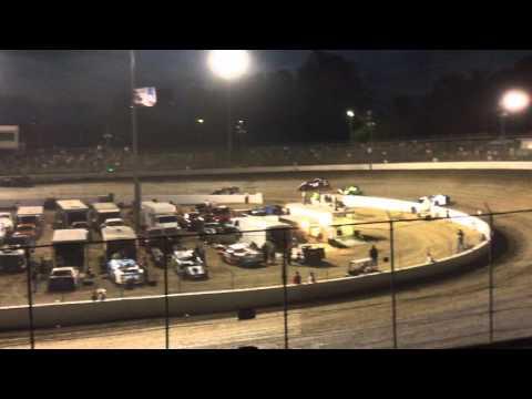 I 55 Raceway 05 07 16 Ricks Dash