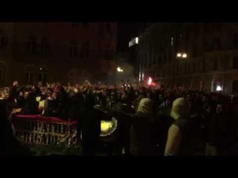 On tour Riga: gyülekező