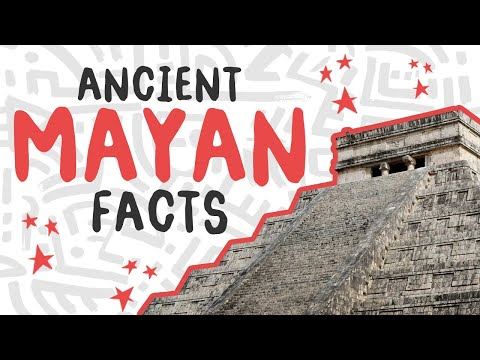 Ancient Mayan Facts For Kids