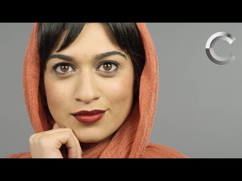 Syria (Jessica) | 100 Years of Beauty - Ep 20 | Cut