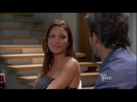Zuleyka Rivera se lleva la vida suave Alguien Te Mira / The Puerto Rican beauty on a Soap Scene