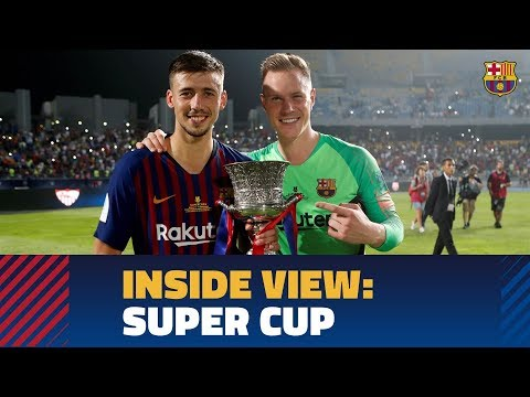 [BEHIND THE SCENES] The Spanish Super Cup