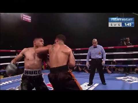 Patricio Manuel vs. Hugo Aguilar — Round 4
