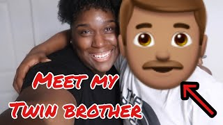 Charlotte Glam Vlog|| Meet My Twin Brother FINALLY!! ((EMOTIONAL))