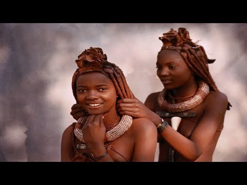 Angola tribes and their cultures of clothing