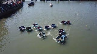 Tưng bừng lễ hội đua thuyền trên sông Cà Ty, TP. Phan Thiết
