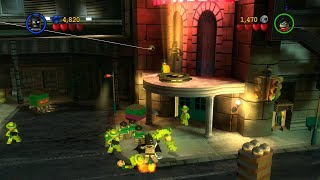 Lego Batman The Videogame PC Gameplay HD