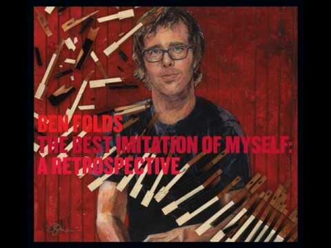 Ben Folds - Still Fighting It (Lyrics)